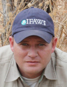 Neil Greenwood - Campaigns Officer, IFAW Southern Africa