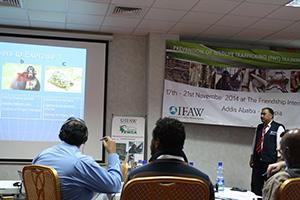 La collaboration internationale et inter-agences au cœur de la lutte contre le t