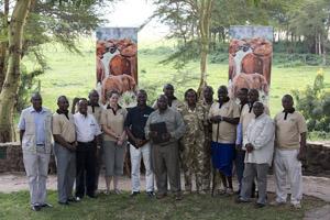 Science Saving Elephants –  International Partnership Helps Preserve Amboseli El