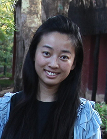 Sabrina Zhang, IFAW China Office Communications Officer