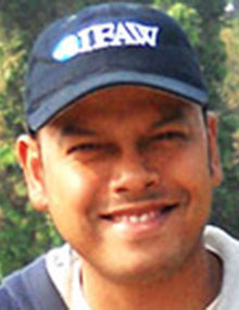 Sashanka Barbaruah, Communications Manager, IFAW/Wildlife Trust of India
