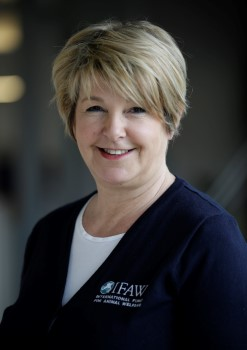 IFAW names Sonja Van Tichelen Vice President of International Operations