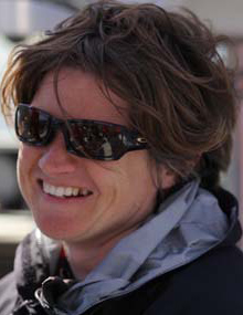 Susannah Calderan, Marine Mammal Scientist, Song of the Whale 2011-2012