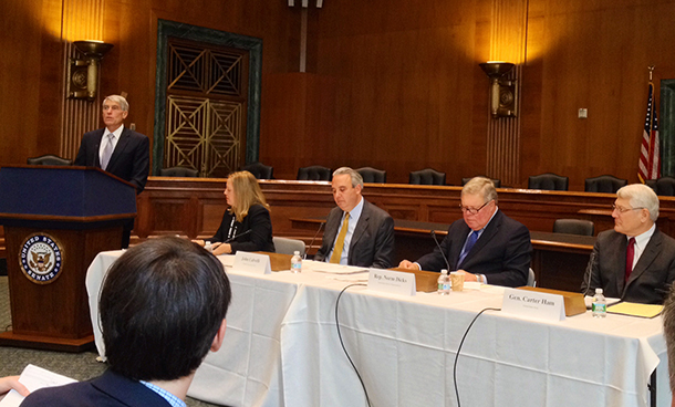 Capitol Hill wildlife trafficking briefing draws a crowd