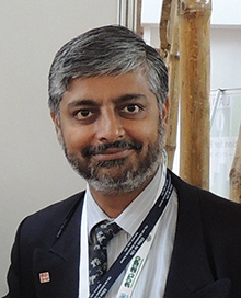 Vivek Menon, Director of IFAW partner, Wildlife Trust of India
