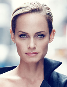 Amber Valletta, honorary Board member, model, actress and activist