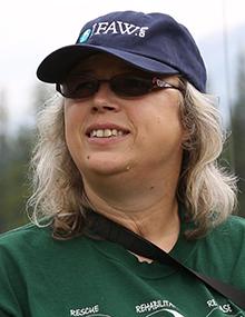 Angelika Langen, Co-founder - Northern Lights Wildlife Society