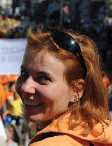Anna Fillipova, Campaigner, Russia