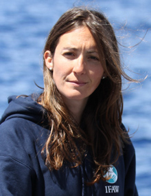 Anna Cucknell - Researcher - Marine Conservation Research Ltd.