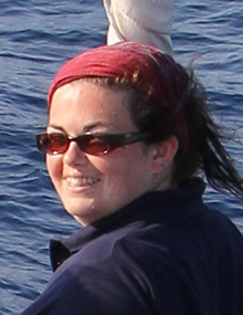 Clare Gibson, IFAW Song of the Whale, Marine Biologist