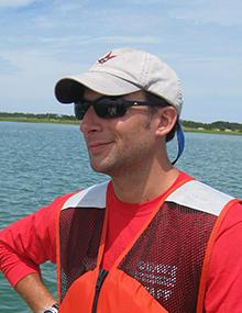 CT Harry, Chargé de campagne, Conservation de la vie marine