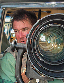 Daryl Balfour, Author, wildlife photographer