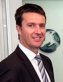 David Higgins, Head, INTERPOL Environmental Crime Programme