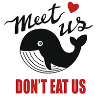 Meet us don't eat us!