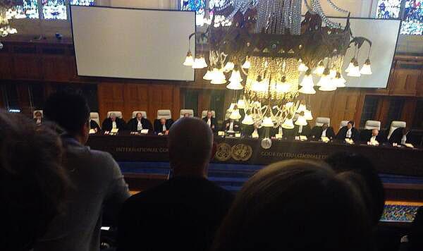 Cour internationale de justice : la chasse « scientifique » à la baleine pratiqu