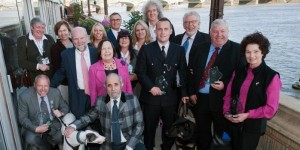 2011 Animal Action Week Award winners and IFAW staff in London.
