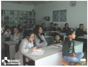 """Raptor ABC"" Education event for school children at BRRC"