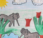 AAE Art Contest Winner | Arshi | Age 6
