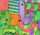 AAE Art Contest Winner | Janak | Age 5
