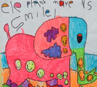 AAE Art Contest Winner | Vishnu | Age 5