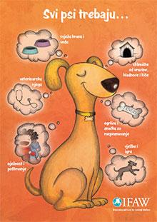 """""""Svi psi trebaju…"""" Edukativni Poster"""