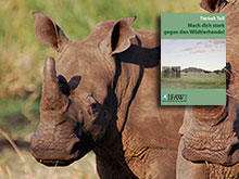 Mach dich stark gegen den Wildtierhandel