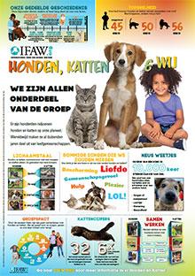 Honden, katten en wij Poster