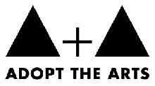 Adopt the Arts Foundation Logo