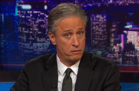 WATCH: Jon Stewart on why we can't have nice things, like elephants