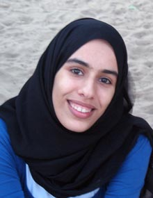 Maha Oda, Campaigns Officer, IFAW Middle East Regional Office