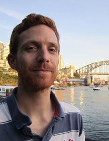 Matt Collis, Waarnemend Hoofd Walvisprogramma