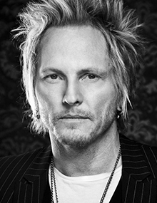 Matt Sorum, Rock and Roll Hall of Fame inductee and animal activist