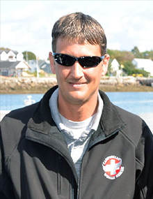 Mackie Greene, Campobello Whale Rescue Team Leader