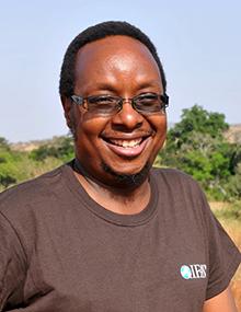 Steve Njumbi, Directeur des programmes, IFAW Afrique de l'Est