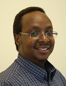 Steve Njumbi, Head of Programmes, IFAW East Africa