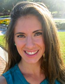 Sara Ernst, Whale Program intern