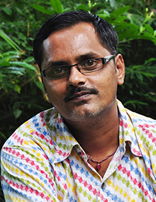 Subhamoy Battacharjee, Assistant Manager, IFAW-WTI Centre for Wildlife Rehabilit