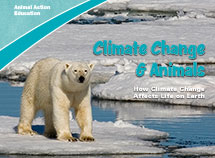 New Climate Change & Animals science resources for grades 6-10