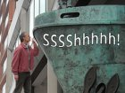 Ssstt…! Schepen worden minder luidruchtig. Aan de voorgevel van het Internationa