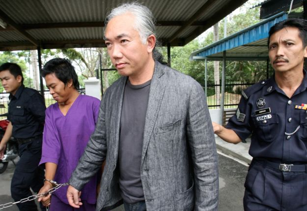 "Convicted wildlife trader, Anson Wong, a.k.a. ""The Lizard King"". Source: https://www.foreignpolicy.com/"