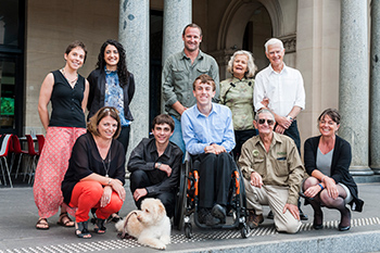 Australia's 2012 IFAW Animal Action Award winners.