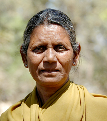 Leelabai has spent the last nineteen years of her life living in the forest, armed with nothing but a stick and sheer raw pluck and courage.