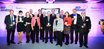 The 2012 MEP Award winners.