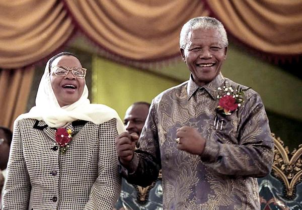 Nelson Mandela – 1918 - 2013 c. Trevor Samson
