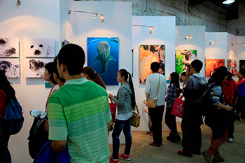 With the support from China Pingyao International Photography Festival, an exhibition themed 'The wound and Loss of Nature: Wildlife in Trade' ran at Pingyao, Shanxi, China this past September.