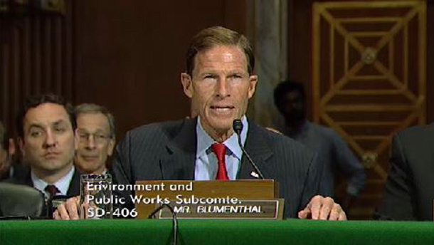 Senator Richard Blumenthal (D-CT), the Big Cats Public Safety and Protection Act's lead sponsor in the Senate, emphasized its potential value.