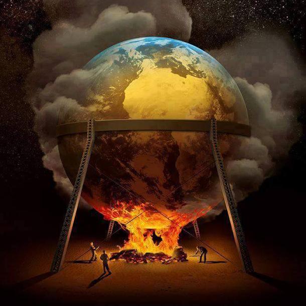 Le démantèlement du plan d'action de l'administration Obama sur le changement climatique que propose le Président Trump sera un désastre pour le réchauffement de notre planète. Par Mena Kamil