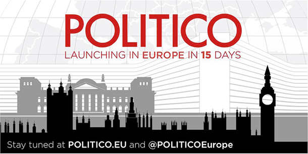Welcome, Politico Europe, to the European media landscape.