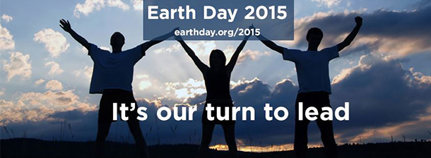 On this Earth Day 2015, we look forward with great anticipation to what this year will bring for the protection of our world.