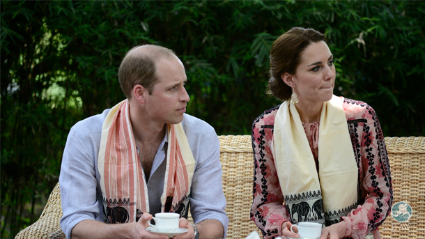 Prince William, shown above with Princess Kate Middleton when they visited the IFAW-WTI Wildlife Rescue Centre in Kaziranga, will be the keynote speaker at the wildlife trade conference in Hanoi later this month.